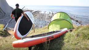 SUP ADVENTURES, STAND UP PADDLING EXPEDITION IN THE BASQUE COUNTRY - SPAIN