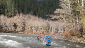 Nehalam River SUP - Hala Gear
