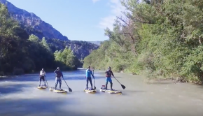 Whitewater SUP : MY SUP PARK III