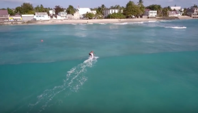 Guadeloupe, paradise of Stand Up Paddle