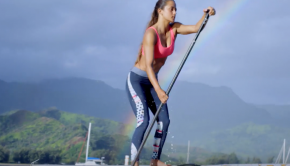 """Embrace Every Element"" - Roxy SUP clip"