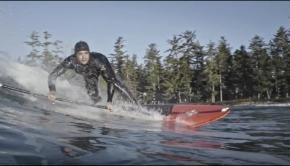Wild Coast: SUP Surfing in Tofino, BC