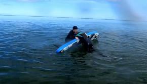 Sup rescue practice