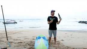 Choosing your SUP fins