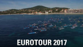 READY FOR THE 2018 EURO TOUR SUP