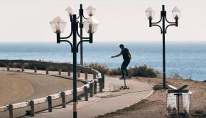 Hydrofoil Skateboarding ► SKATEFOIL in 4K