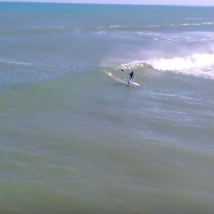 REALLY COOL SOUTH AFRICAN FOILBOARD SESSION - with 15YO Maui boy, NateV
