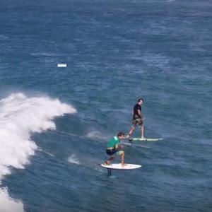 Slingshot Foil: Introducing Surf Foil Academy