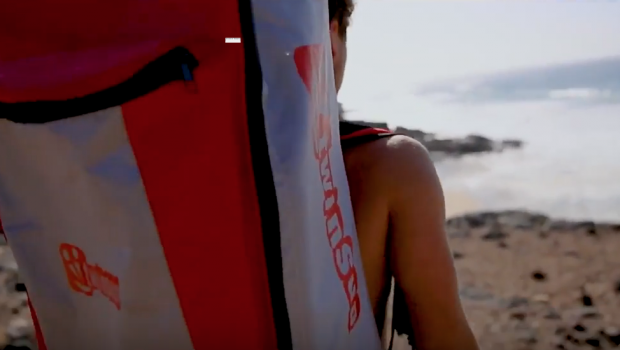 Introducing Twinsup inflatable - easy to transport boards