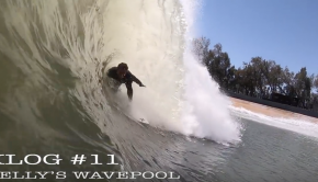 Kai VLOG 11: Behinds the Scenes at Kelly Slaters Surf Ranch