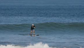 Head on a Swivel - Nosara Paddlesurf SUP Surf Coaching Videos #8