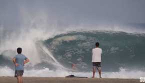 Puerto Escondido's Biggest Summertime Swell Yet   Late May 2018