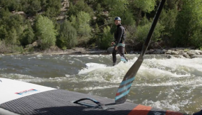 Badfish Inflatable River Surfer (IRS)