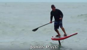 Go Foil in Super Small Surf!