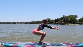 "SUP WORKOUT | THINK OUTSIDE THE ""BOX"""