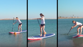 FANATIC SUP ACADEMY - TURNING