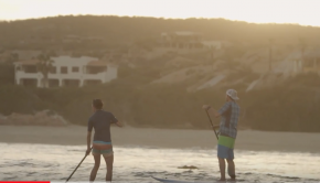 SUP Spearfishing and Surfing Adventure in Baja California
