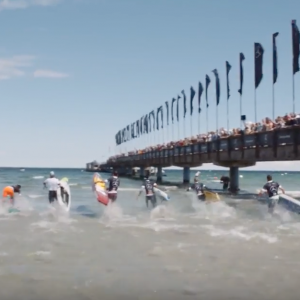 SUP Worldcup 2018 Scharbeutz - Highlights Overall