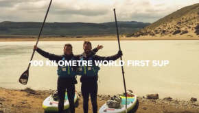 The Tempest Two - Project Patagonia - Episode 3 - 100KM SUP