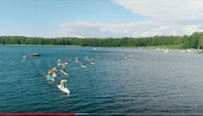 EuroTour SUP 2018 - Finland downwinder