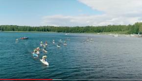 EuroTour SUP 2018 - Finland downwinder