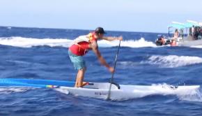 Maui 2 Molokai 2018, Downwind SUP Race