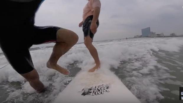 KEEP SURFING FUN!