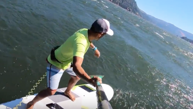 F-One SUP - Foil and SUP in Squamish and Hood River!