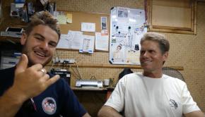 Zane Schweitzer Maui to Molokai Foil Race Interview