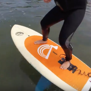 Convert your old SUP into a new Foil SUP