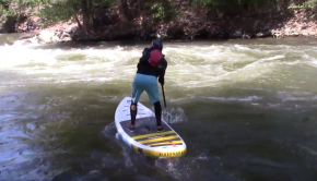 River Running Basics with Mike Tavares - SUP