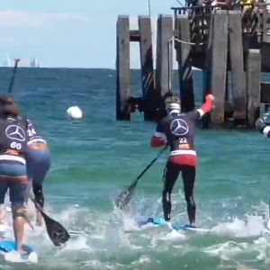 Impressions from SUP Worldcup Scharbeutz Germany 2018 Finals