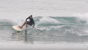 How to SUP Surf - Round House/Slingshot Cutback
