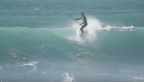 Benoit Carpentier takes SUP Longboarding to the Next Level!