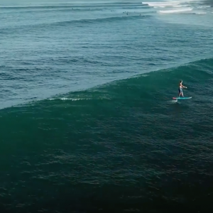 Ben Carpentier's SUP Adventure to South Africa