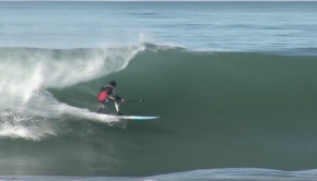 Jess Leedy Extreme SUP Surfing