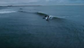 Stand Up Paddle surfing @ Wijk aan Zee