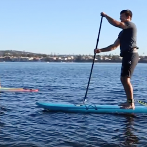 How To Paddle Board Correctly
