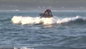 """GoFoil """"Foil Tomo"""" Sup Foil surfing"""