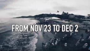 The 2018 ISA World SUP and Paddleboard Championship heads to Hainan, China Nov 23 - Dec 2