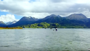 BeAlive - Alaska Paddleboarding Adventure with Andrew Muse