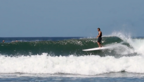 Portal Surf Designs - Team Testing March 2018 Costa Rica