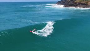 Atlantis Mano surf SUP ft Jarrad Batza