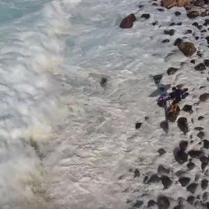🏄Kai Lenny Jumping in at Pe'ahi Jaws Maui 🌊🌊🌊