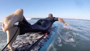 4 Ways To Paddle Your SUP Board Through Breaking Waves