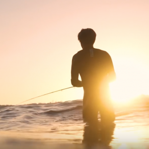 Fisherman, surfer and artist, Nathan Ollenburger shares his perspective on his slow paced passions and the importance of taking time for them