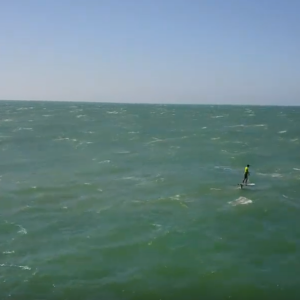 Foiling the Indian Ocean