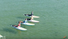 Exploring Australia on a SUP - Surefire Boards Promo