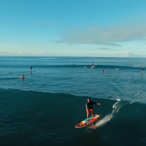 How to SUP Foil Surf- learn from our takeaways- extended version