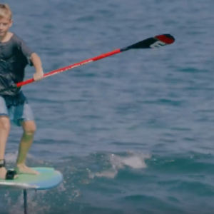 9-Year Old Bobo Gallagher Might Be Hawaii's Next Great Waterman - The Inertia